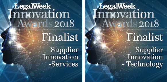 Legal Week Innovation Awards Logos