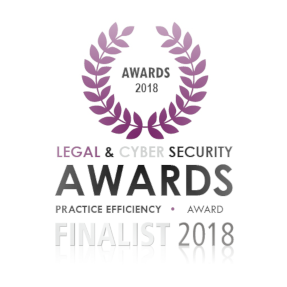 Legal and Cyber Security Awards Logo