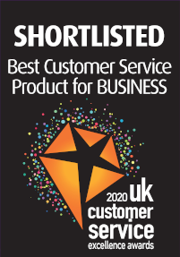UK Customer Service Excellence Awards Logo